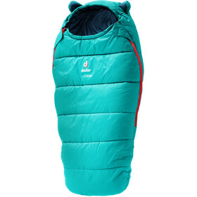 Deuter Little Star Sleeping Bag Barn petrol/navy